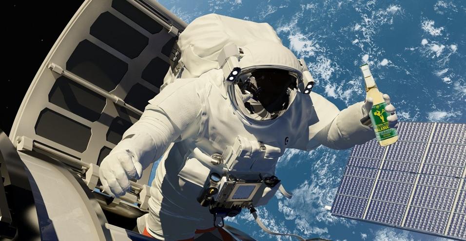 Τι γυρεύει μια ρετσίνα στο διάστημα;